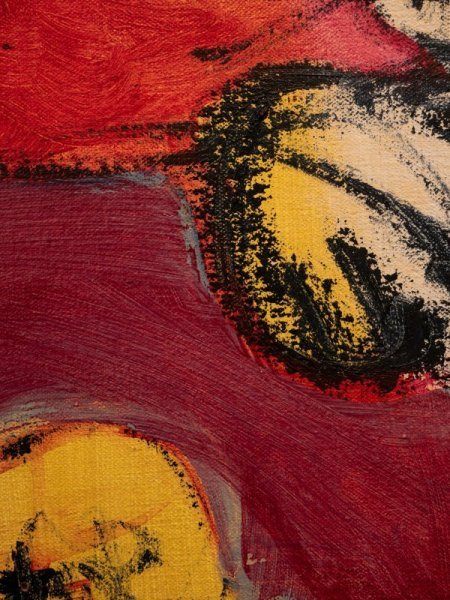 Imagined Mountains (Detail)
